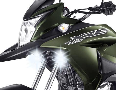 Drl 18 Watt High Grade farol de milha neblina led 18w drl moto honda xre 190 par r 234 90 em mercado livre