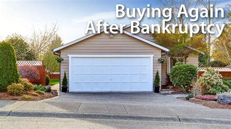 how soon after bankruptcy can you buy a house mortgage after bankruptcy how soon can you buy a home