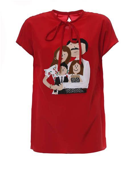 T Shirt Dg dg family bow t shirt by dolce gabbana t shirts ikrix