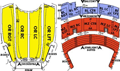majestic theater san antonio seat numbers majestic theatre seating chart car interior design