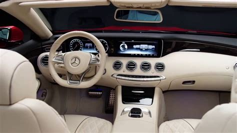 mercedes maybach interior 2018 2018 mercedes maybach s 650 cabriolet interior and