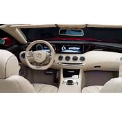 2018 Mercedes Maybach S 650 Cabriolet Interior And