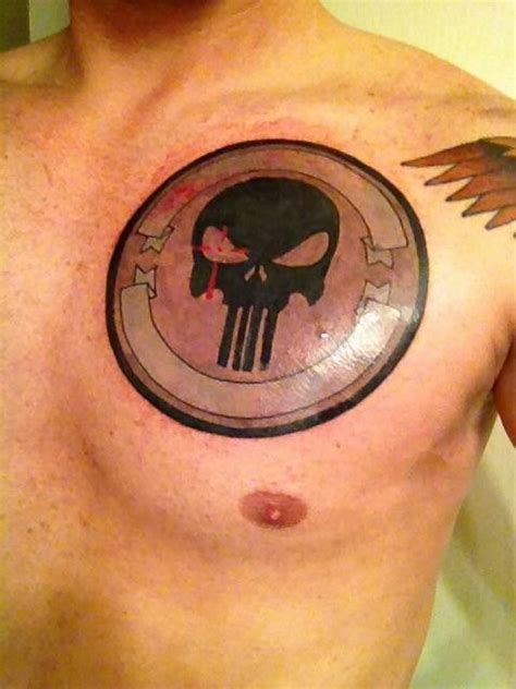kyle tattoo andy s in honor of chris kyle navy seal sniper