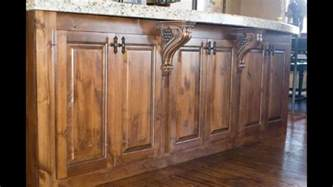 Knotty Oak Kitchen Cabinets knotty alder cabinets youtube