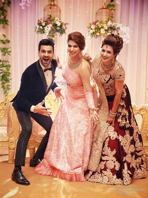 vivek dahiya child ishita divyanka tripathi wedding sri lanka hot picture