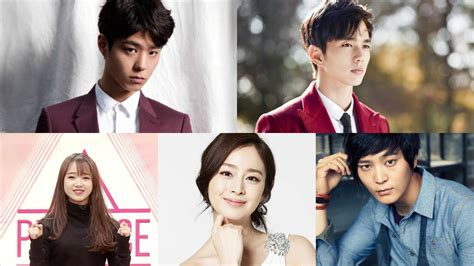 so ji sub look alike fans collect 8 pairs of celebrities that look more alike