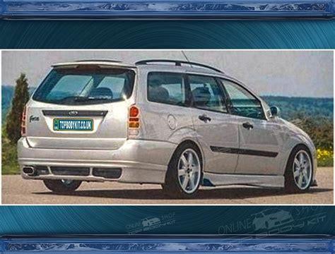 ford mk1 estate ford focus mk1 estate rear add on