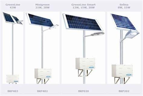 Philips Solar Led Street Lighting Solutions Philips Phillips Solar Lights