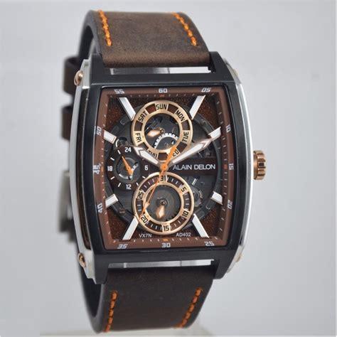 Jam Tangan Pria Alain Delon Ad391 1382c Original alain delon jual jam tangan original fossil guess daniel wellington victorinox tag heuer