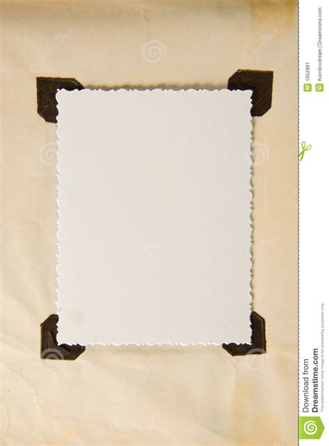 Paper Frame - paper frame stock image image 1952881