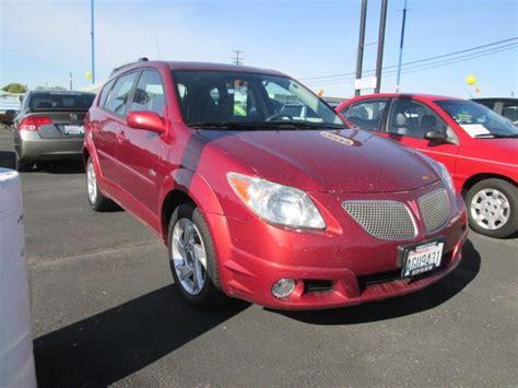 2005 Pontiac Vibe Gas Mileage by Pontiac Vibe Cars For Sale