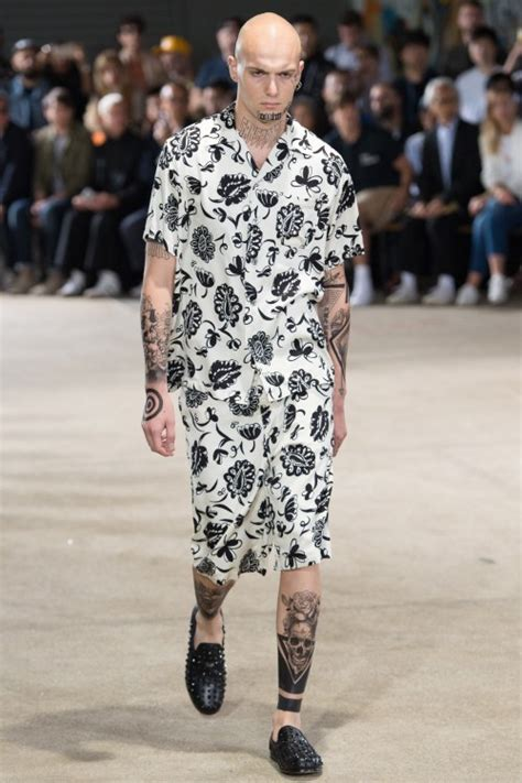 S Collection junya watanabe 2017 s s collection 스트릿 웹매거진