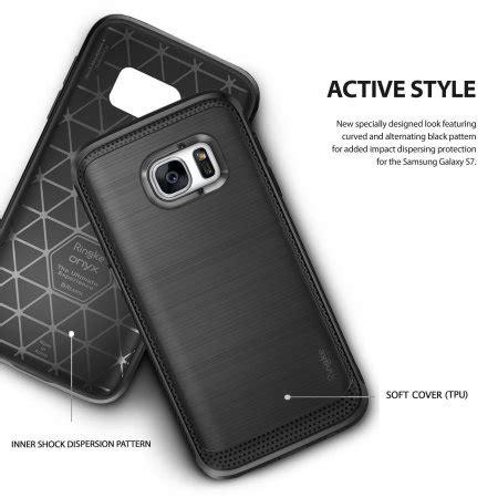 Casing Rearth Ringke Onyx Samsung Galaxy S7 Flat Ori Made In Korea ringke onyx samsung galaxy s7 tough h 252 lle in schwarz mobilefun de