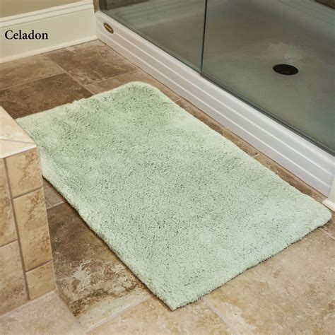 organic cotton bath rug 2800 gsm namo organic cotton bath rug