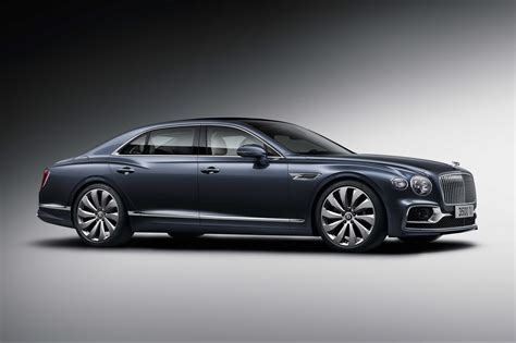 new bentley flying spur luxury four door returns car