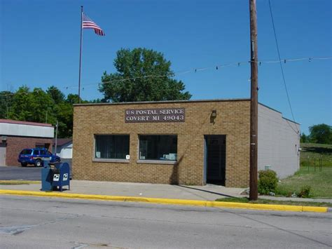 covert twp gt local gt post office