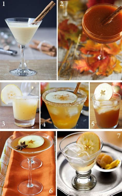 holiday cocktail recipes christmas food pinterest
