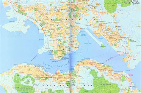 map of hong kong hong kong island and kowloon map map of hong kong island and kowloon china hong kong