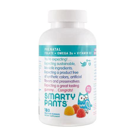 Frutels Gummy Vitamins For Acne by Smartypants Prenatal Gummy Vitamins 180 Count Fsastore