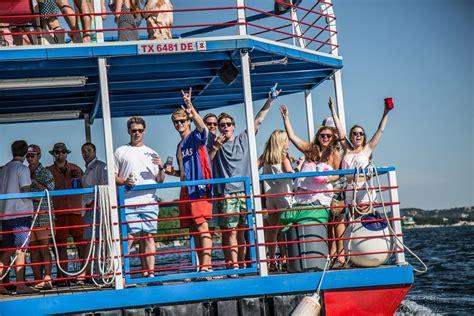 vip marina lake travis boat yacht party barge houseboat rental vip party boats lake travis party barges