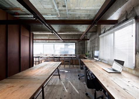 Japanese Office by Retail Design Suppose Design Office Tokyo Japan