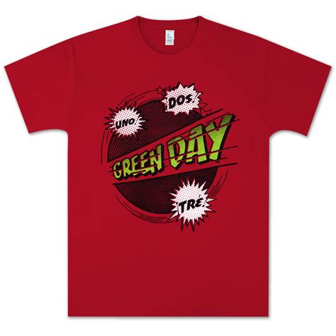 T Shirts Green Day Gdy13 green day power up t shirt musictoday superstore