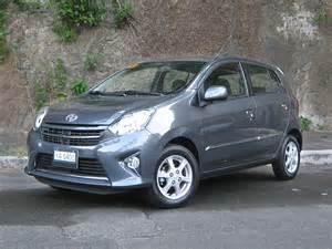 Toyota Wigo In Philippines Toyota Wigo 1 0 G Mt Review Specs Performance Top