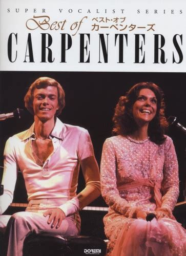 carpenters for ukulele books vocalist series quot best of carpenters quot piano and vocal