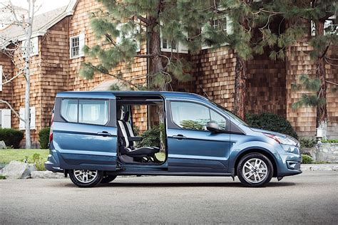 Ford Transit Connect Engine by 2019 Ford Transit Connect Wagon Targets Baby Boomers With