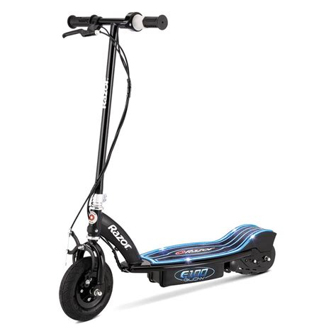 razor and razor 174 13111231 e100 electric glow scooter