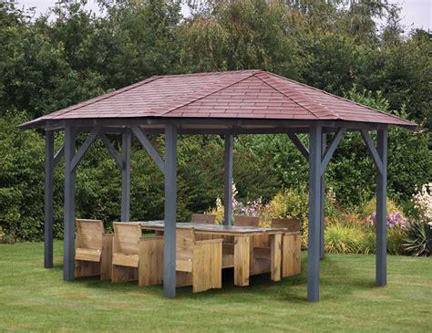 octagonal gazebo octagonal gazebo idea for your large garden rickyhil
