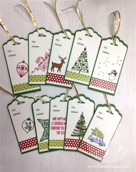 Handmade Gift Tag Ideas - best 25 handmade gift tags ideas on