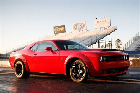 Will There Be A 2020 Dodge Challenger by There Will Be No 2019 Dodge Challenger Srt Carbuzz