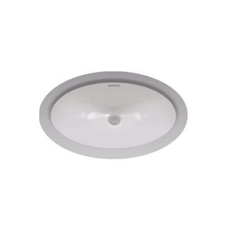 oval undermount bathroom sink toto 20 in oval undermount bathroom sink with cefiontect