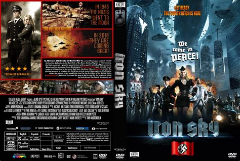 Cover Dvd Iron Sky Dvd Custom Covers Iron Sky Custom