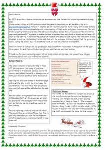moor hall primary school christmas newsletter