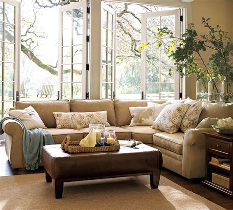Pottery Barn Living Rooms Pottery Barn Sofa Guide And Ideas Midcityeast