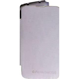 Flip Cover Lg G Pro Lite Dual D686 snaptic flip cover for lg g pro lite dual d686 white