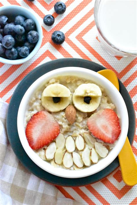 9 Ways To Make Oatmeal Interesting by Oatmeal Owls Fork And Beans