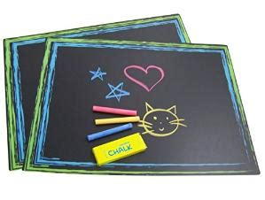 doodlebugz crayola chalkboard placemat chalkboard placemat