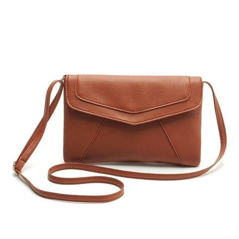 Shoulder Bag Messenger Bag Handbag pu leather crossbody satchel shoulder bags messenger