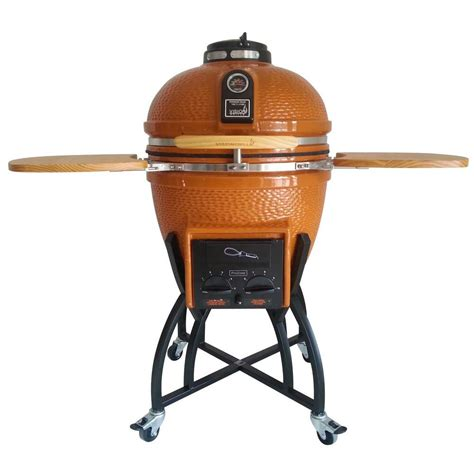 Home Depot Grills For Sale by Vision Grills Kamado Professional Ceramic Charcoal Grill