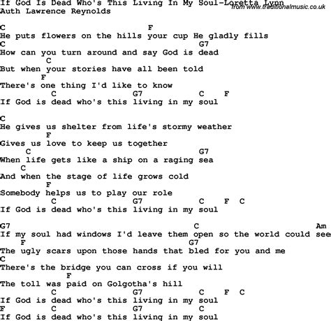 printable lyrics to god s not dead country southern and bluegrass gospel song if god is dead