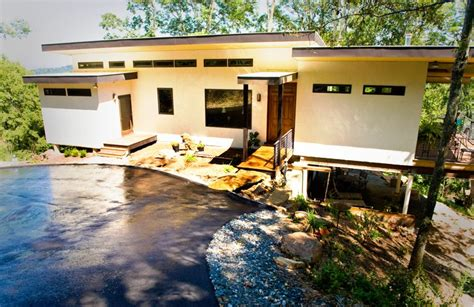 nation s hempcrete house makes a healthy statement