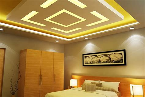 luxury gypsum board ceiling with purple bed and amazing gypsum board ceilings