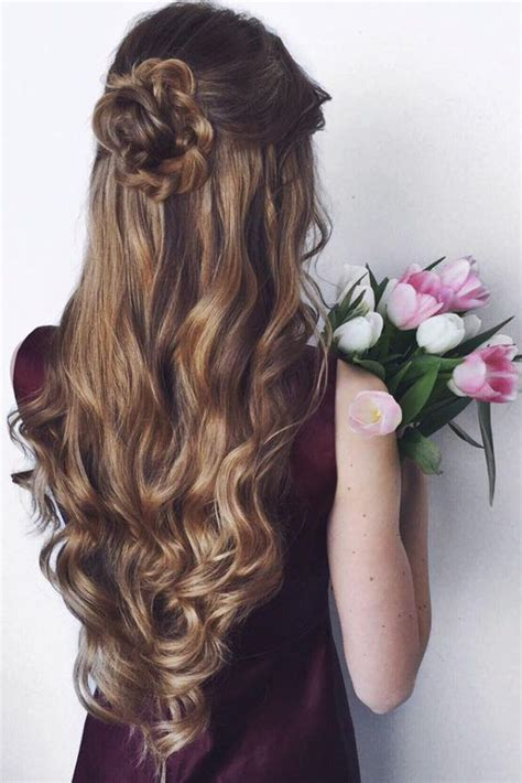 hair styles for back of best 25 quinceanera hairstyles ideas on pinterest