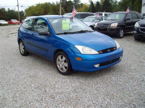 2001 Ford Focus Zx3 Troubleshooting