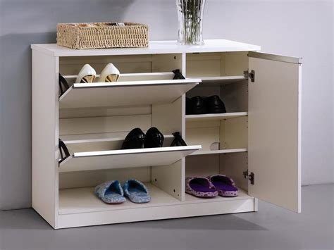 shoe cabinet diy beautiful white diy shoe cabinet stroovi