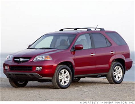 Parent Company Of Acura by 10 Great Deals On Used Crossover Suvs 2006 Acura Mdx 4