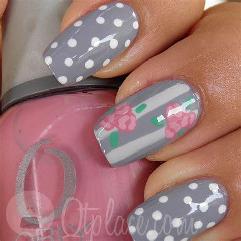 imagenes de uñas rosadas dise 241 os de u 241 as estilo vintage